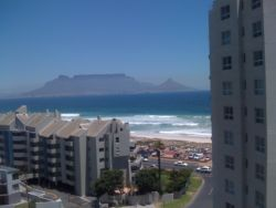 Table Mountain and Ocean View