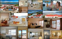 Overview of Atlantic Guest House