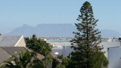 Views of Table Mountain from loft