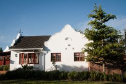 Our cottage in Cape-dutch style.