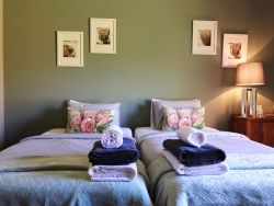 Our private en-suite rooms we are able to accommodate a total of up to 10 guests sharing, in 4 different rooms.