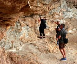 Guided tours to San Rock Art Sites