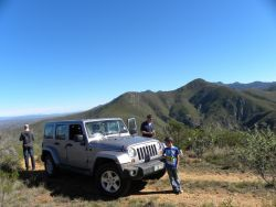 Awesome 4x4 scenery and adventure