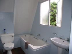 Upstairs bathroom 1