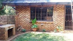 Single room with private braai