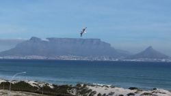 Stunning Table Mountain and Atlantic Ocean View