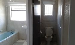 Bathroom with separate loo