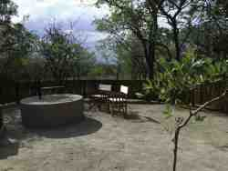 Couples Tree House with private Boma and Kitchen