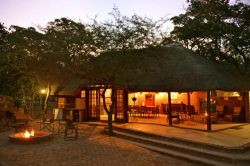 Bonwa Phala Tented camp lodge