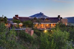 Main Tented Lodge