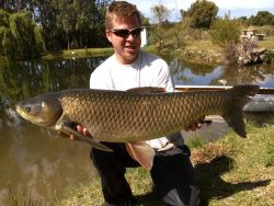 Bass Fishing at Botterkloof