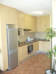 Two Bedroom Apartment Kitchen - Umhlanga accommodation
