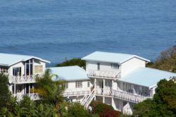 View of the Brenton Beach House