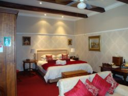 Guest Room - Luxury King or Twin Beds
