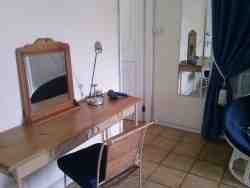 Dressing table master bed room