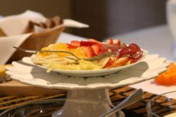 Our delightful selection of Continental or English Breakfast