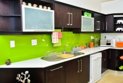 Boutique - Green Monkey Orange chalet - Fully equipped kitchen