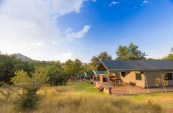 Bushwillow Tented Camp - exterior