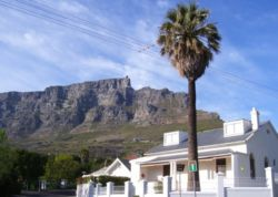 Overview on the house of  apartments 