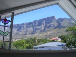 Mountain Apartment: 
