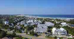 Birds eye view of Cape St Francis Resort