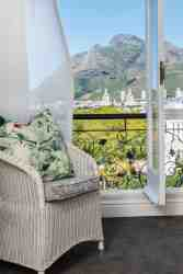 Our Mountain-facing rooms boast a perfect view of Table Mountain and the Company Gardens