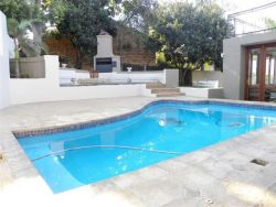 Swimming Pool and Boma-Braai area