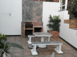 Braai Area and court yard