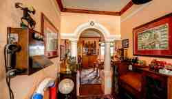 You will find many enviable maritime collections in our 125 year old Victorian home.