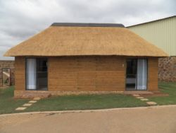 Thatched units