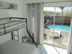 Bedroom 4 (Pool View)