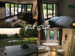 Fish Eagle - Chalet - 2 Bedrooms, Self Catering. sleeps 4