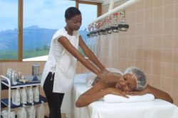 Agatha Spa-massage