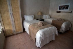 Cornerstone-Guesthouse-Resdest-Namibia-Swakopmund-Coastal-Apartment Bed Room Interior