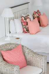 The Lavender Unit at Cottages@Moffett: Sleeping area