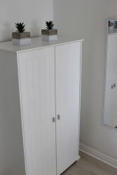 The Lavender Unit at Cottages@Moffett: Cupboard space