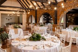 The Barn - one of our function rooms