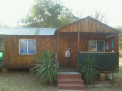 3xCynthias Country Chalets sleeps 4 selfcatering outside bathing facilities for your convenience
