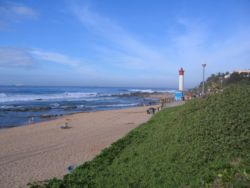 The Umhlanga Beach