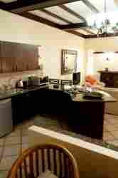 Honeymoon Suite Kitchen