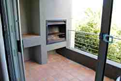 BBQ / Braai facilities built in
