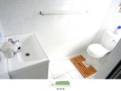 En suite Bathroom - Shower Toilet.