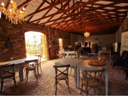 This is the only guesthouse in Pretoria where breakfast and wine tastings can be enjoyed, compliments from winemaker himself.