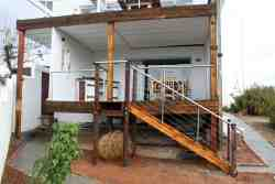 Swartberg View's deck