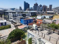 24 Loader Street - Roof Terrace view