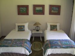Inside Cabin - Single Beds