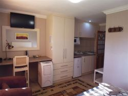 Self catering and mini bar  facilities bedroom 4