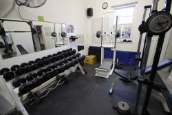 Our gym is very popular with our guests. Free for all guests.
