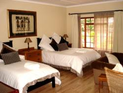 Our tastefully decorated rooms
