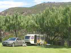 Exquisite camping facilities, each with electrical plug point and braai facilities.